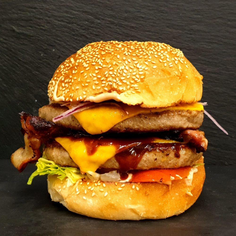 alfa samec burger